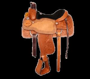 Circle S - Roping Saddle